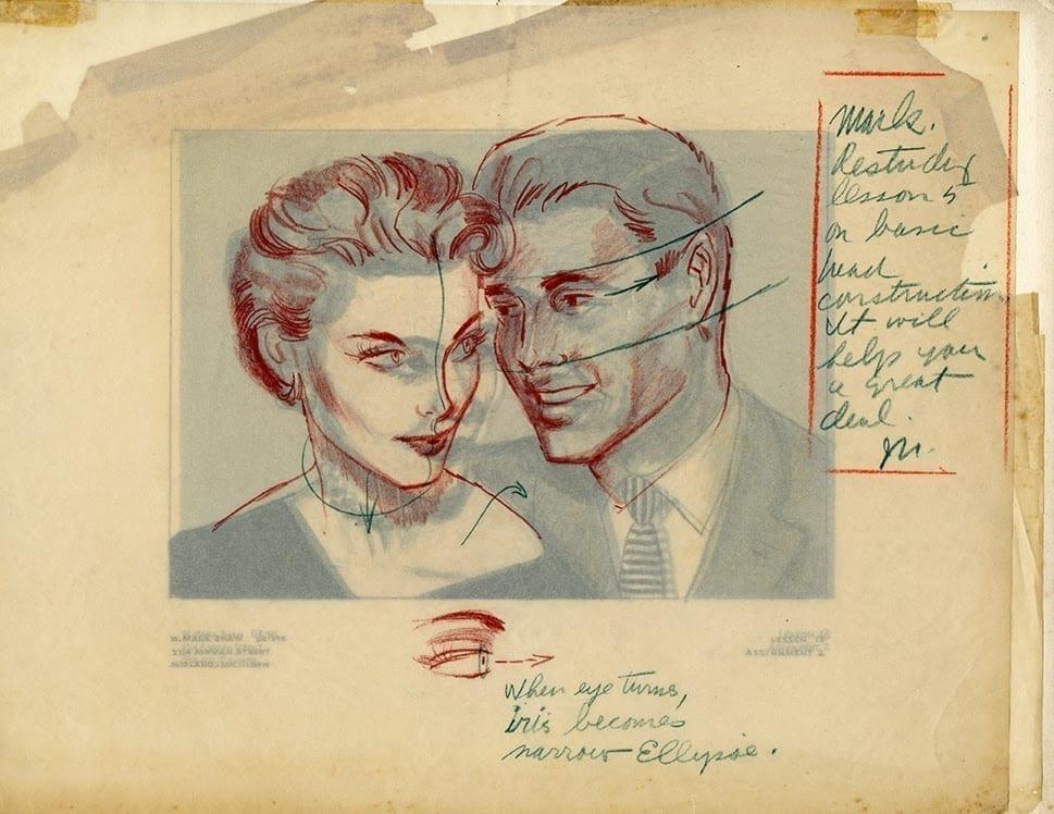 Jim Shaw: Dad's Drawings